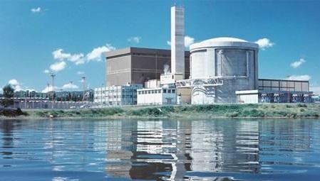Resultado de imagen para central nuclear de embalse rio tercero