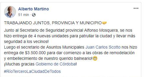 Facebook Martino